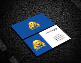 Nro 27 kilpailuun Business card made with emojis käyttäjältä TousifEmon