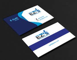 #117 for design double side card - Cleaning Biz by tanjilatoma016