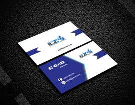 #121 for design double side card - Cleaning Biz by tanjilatoma016
