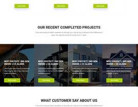 #5 for Design a new homepage for a construction company. af safiur925