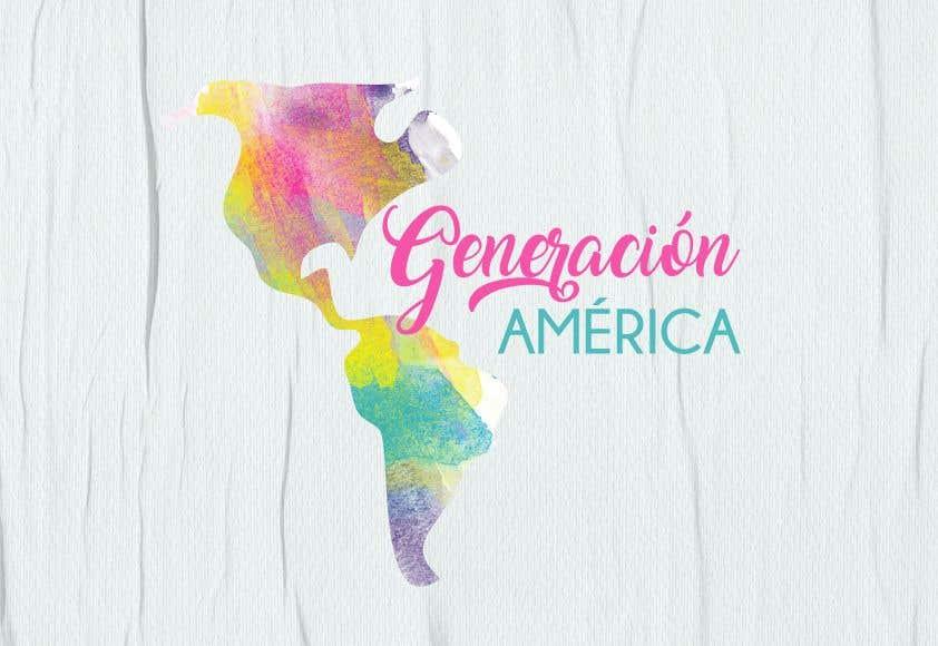 Inscrição nº 7 do Concurso para Generación America
