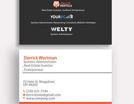 #21 cho Design Business Card (I have 3 companies) bởi yes321456