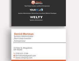 nº 21 pour Design Business Card (I have 3 companies) par yes321456