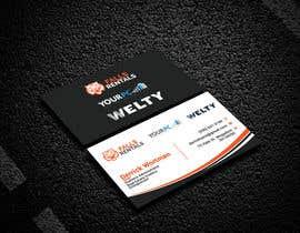 nº 10 pour Design Business Card (I have 3 companies) par rakibmarufsr