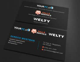 #16 for Design Business Card (I have 3 companies) by rockonmamun