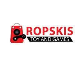 #21 cho Logo design for Toy and Game company bởi mtipu142