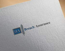 """Nro 42 kilpailuun Need a logo designed for the words """"Breach Assurance"""" The term comes from the cyber security space, relating to a """"data breach."""" käyttäjältä sharminakter6268"""