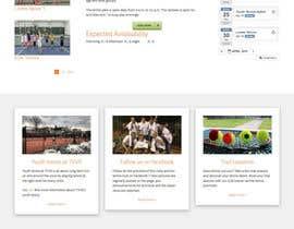 #24 untuk Creeer een website template oleh rajbevin