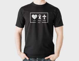 mahabub14 tarafından Simple logo for a T-shirt business. Love Hope and Faith Tees için no 71