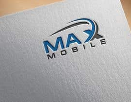 #307 for Design a Logo for MAX MOBILE Brand by mdparvej19840