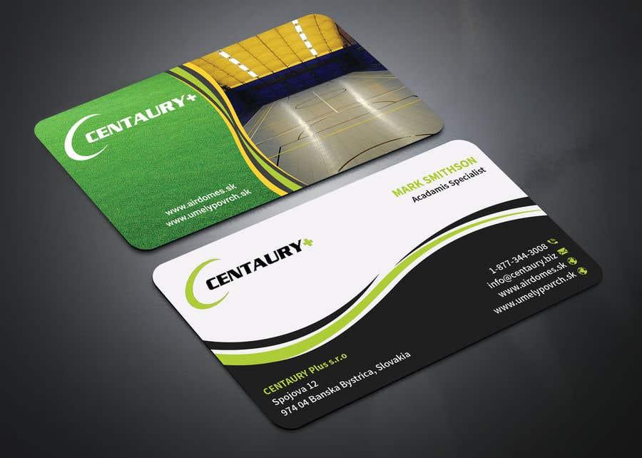 Konkurrenceindlæg #107 for Business card design