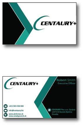 Kilpailutyö #285 kilpailussa Business card design