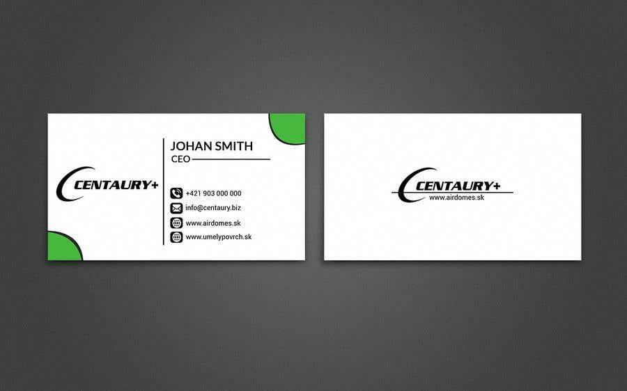 Kilpailutyö #48 kilpailussa Business card design