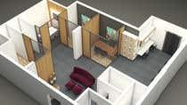Proposition n° 16 du concours 3D Rendering pour interior design for Office