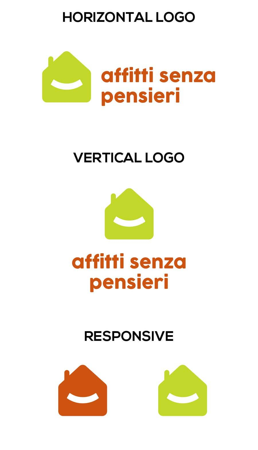 Kilpailutyö #1 kilpailussa Progettare un logo