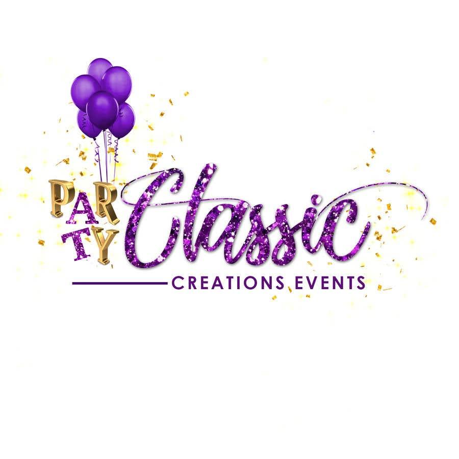 Inscrição nº 49 do Concurso para Classic Creations Events