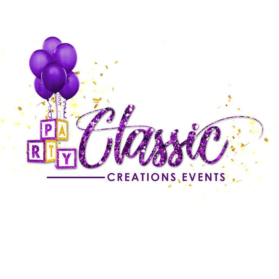 Penyertaan Peraduan #54 untuk Classic Creations Events