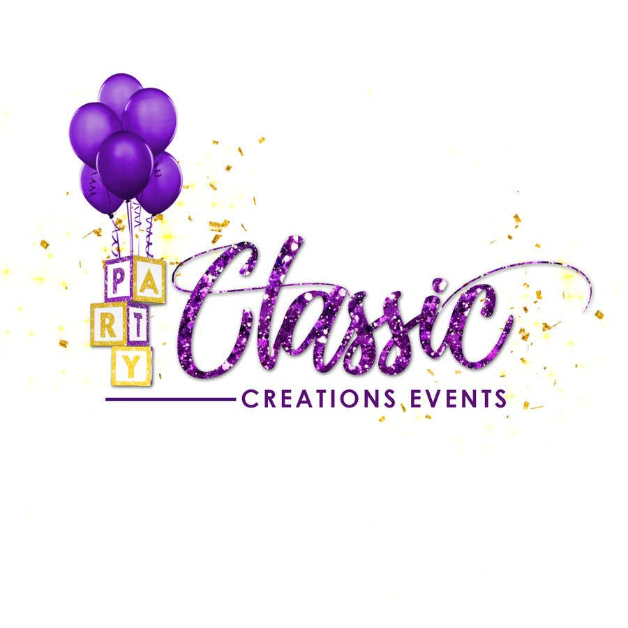 Penyertaan Peraduan #55 untuk Classic Creations Events