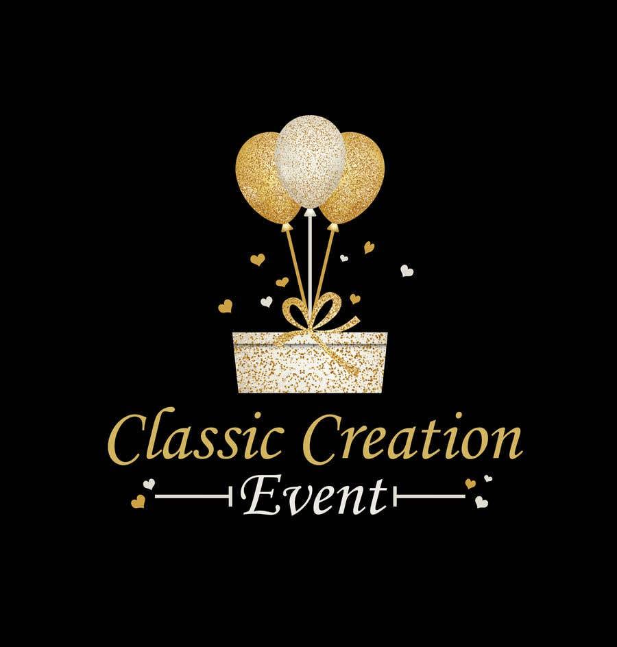 Penyertaan Peraduan #46 untuk Classic Creations Events