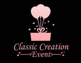 #47 para Classic Creations Events por BreakingBrand