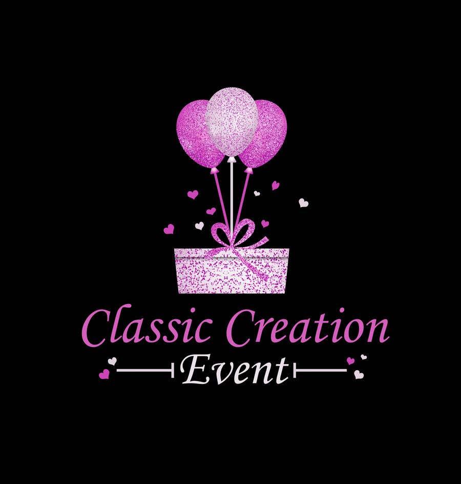 Inscrição nº 48 do Concurso para Classic Creations Events