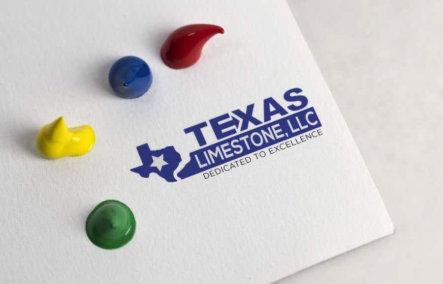 Penyertaan Peraduan #38 untuk Design A Logo For Limestone Rock Seller