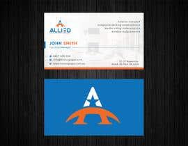 #826 for Design a business card af Uttamkumar01