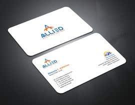 #829 for Design a business card af makkil