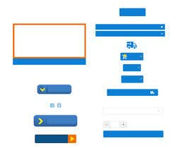 #13 for Design Some Icons and Buttons for Website by pradeepdziner