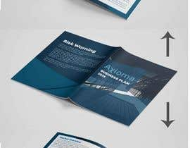 #28 for 6 page business brochure/report design by bachchubecks