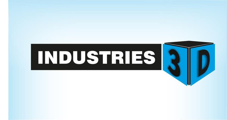 Конкурсная заявка №25 для Logo Design for Innovative 3D Printing/Production Company