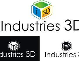 #24 для Logo Design for Innovative 3D Printing/Production Company от cioncabogdan