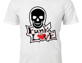 #123 for Design a T-Shirt for www.FunkandLove.com by Israr205