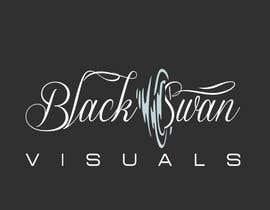 #13 for Logo Design (Black Swan Visuals) by cehazem1