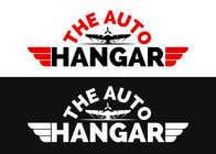 Graphic Design Entri Peraduan #465 for Unique logo for an auto dealership in an airport hangar!