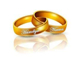 #77 cho Design a Logo for Wedding bởi svaishya1