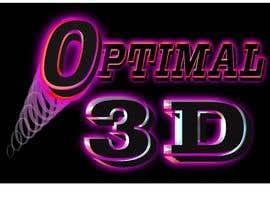 #36 for logo needed 3d print company by rushtoroll