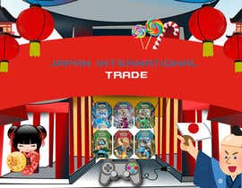 #13 para website banner design + possible additional extra work - Trading cards / Japanese goods por afrin18sadia