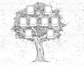 Nro 15 kilpailuun Design me a family tree käyttäjältä nikoladrazicc