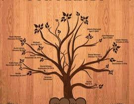 Nro 32 kilpailuun Design me a family tree käyttäjältä AsterAran28