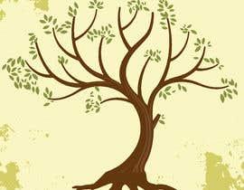 Nro 44 kilpailuun Design me a family tree käyttäjältä aamnamistic