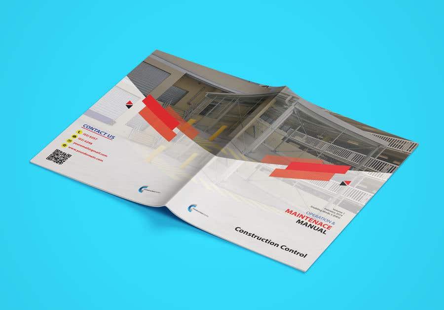 Bài tham dự cuộc thi #21 cho Cover Page & Contents Page Design