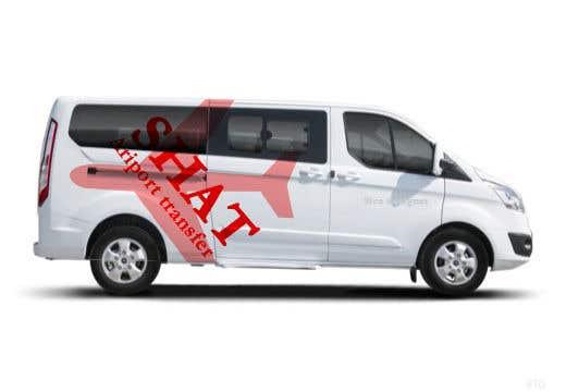 "Intrarea #7 pentru concursul ""minibus graphics design"""