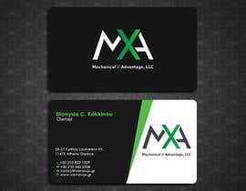 Nro 38 kilpailuun Design business cards käyttäjältä yes321456