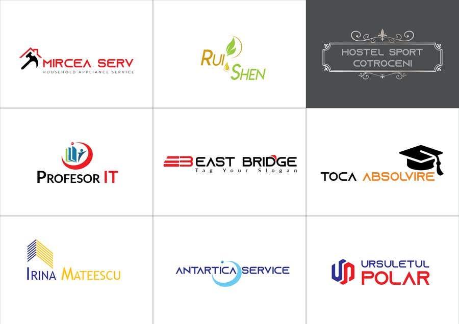 Kilpailutyö #25 kilpailussa create 9 simple logos