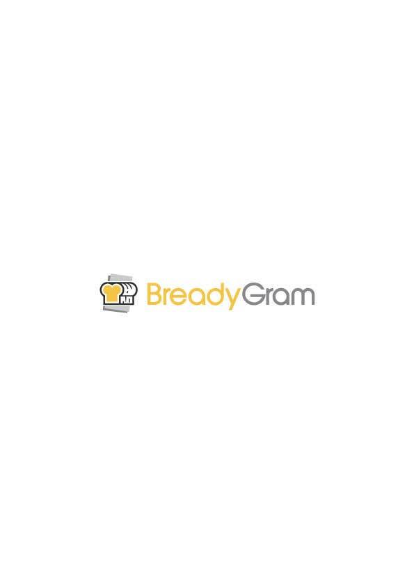 Contest Entry #62 for BreadyGram Logo