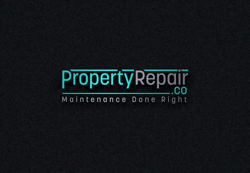 Penyertaan Peraduan #30 untuk Logo design for property repair