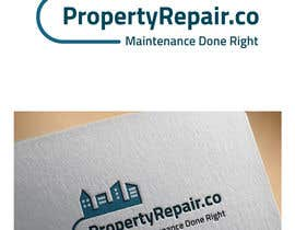 #27 cho Logo design for property repair bởi IAndreiCos