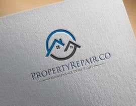 #219 cho Logo design for property repair bởi mstalza1994