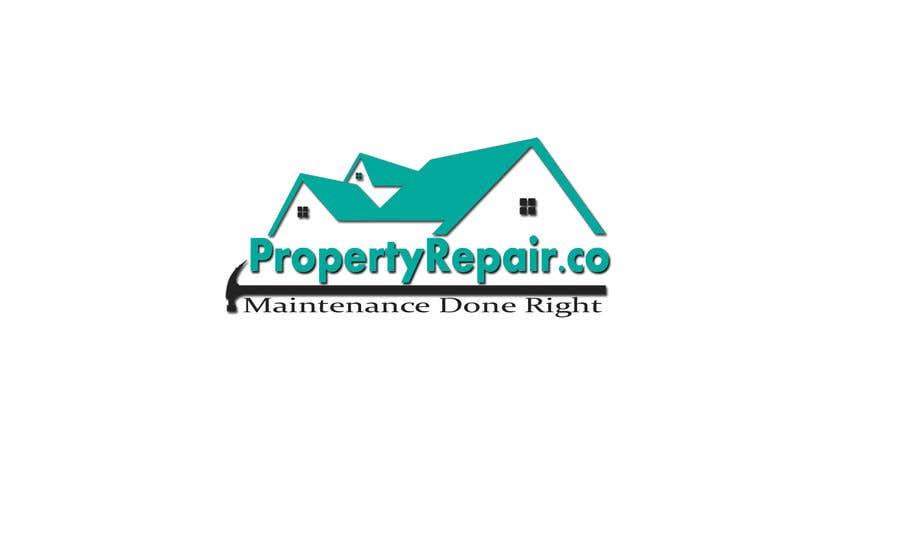 Konkurrenceindlæg #43 for Logo design for property repair